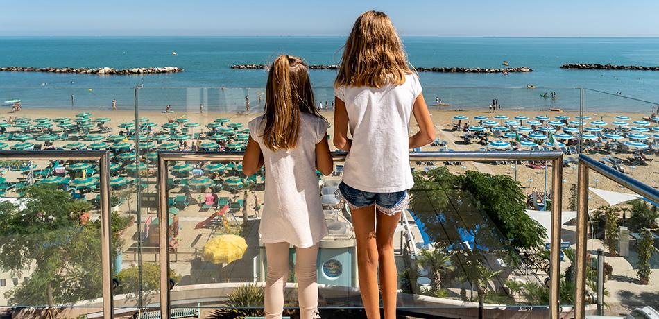 hotel bellaria familles